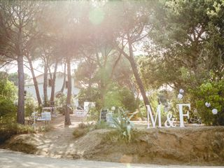 La boda de Mabel y Fran 1