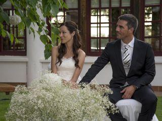 La boda de Isabel  y Chema