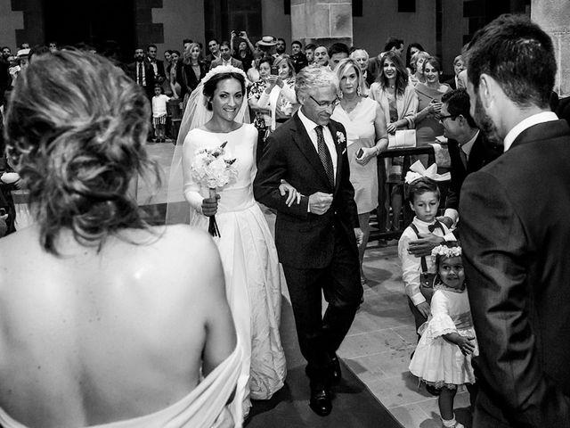 La boda de Fran y Aitziber en Durango, Vizcaya 19