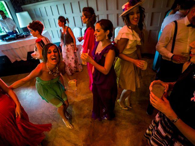 La boda de Fran y Aitziber en Durango, Vizcaya 35