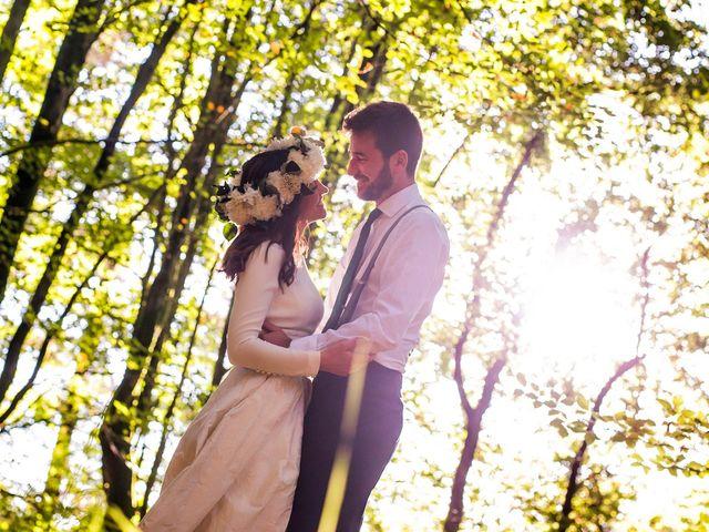 La boda de Fran y Aitziber en Durango, Vizcaya 50
