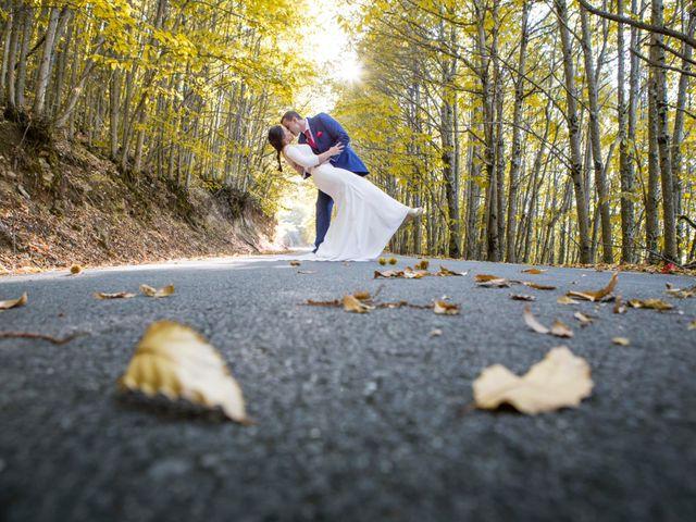 La boda de Cristina y José David