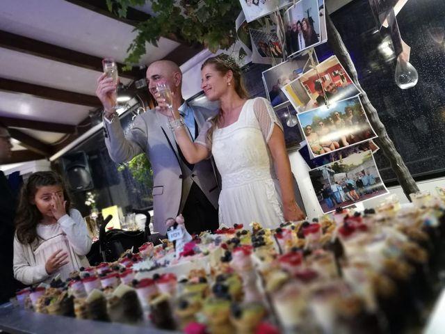 La boda de Juanfran  y Silvia  en Pineda De Mar, Barcelona 1