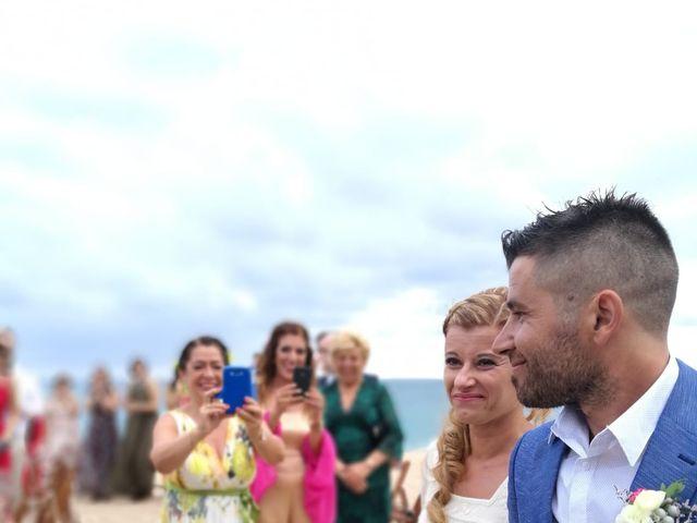 La boda de Juanfran  y Silvia  en Pineda De Mar, Barcelona 2