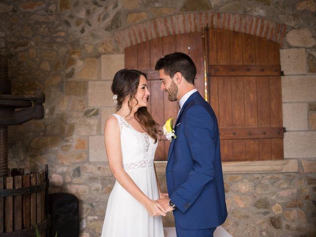 La boda de Xavi y Laura en Vilanova Del Valles, Barcelona 14