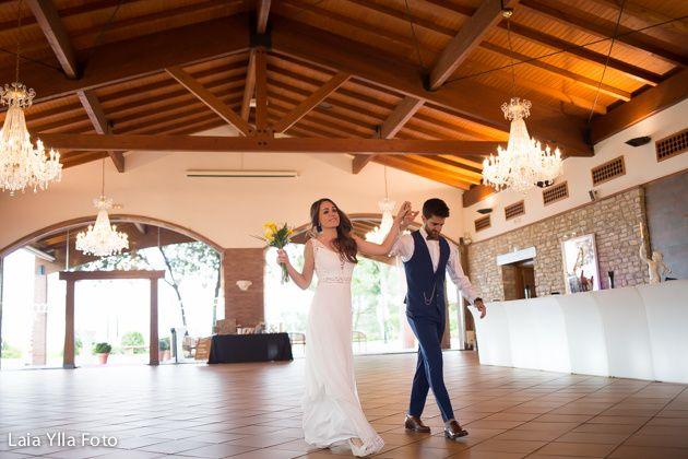 La boda de Xavi y Laura en Vilanova Del Valles, Barcelona 16