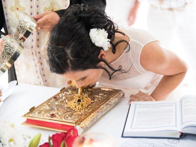La boda de Christian y Alina en Benicàssim/benicasim, Castellón 16