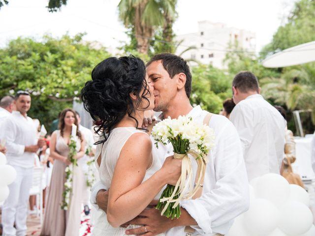 La boda de Christian y Alina en Benicàssim/benicasim, Castellón 18