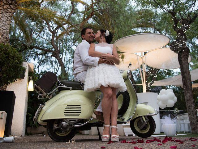 La boda de Christian y Alina en Benicàssim/benicasim, Castellón 23