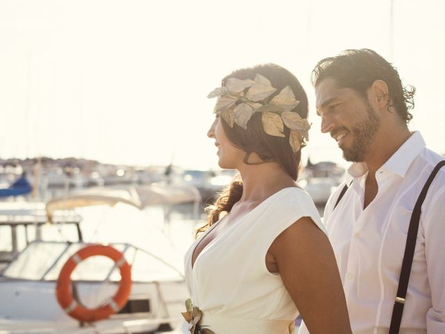 La boda de Javi y Nadia en Málaga, Málaga 13