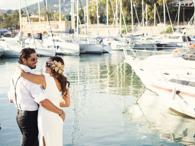 La boda de Javi y Nadia en Málaga, Málaga 15