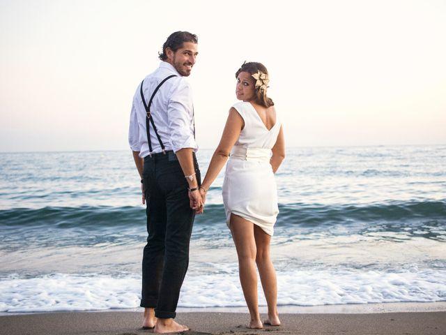 La boda de Javi y Nadia en Málaga, Málaga 1