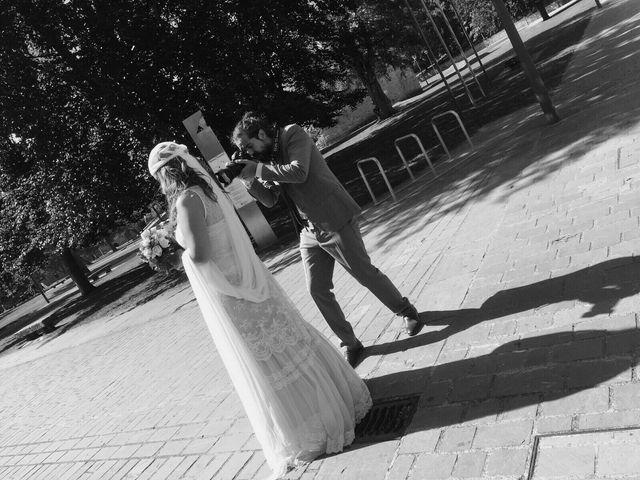 La boda de Roberto  y Natalia  en Pamplona, Navarra 6