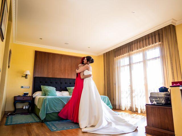 La boda de Fernando y Patricia en Aranda De Duero, Burgos 13