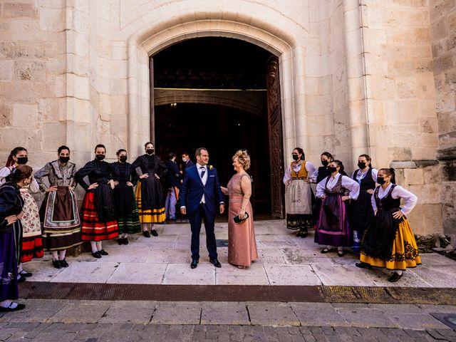 La boda de Fernando y Patricia en Aranda De Duero, Burgos 14
