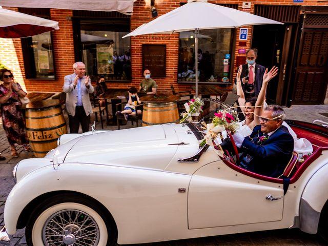 La boda de Fernando y Patricia en Aranda De Duero, Burgos 15