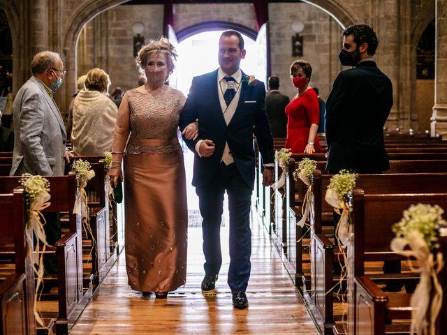 La boda de Fernando y Patricia en Aranda De Duero, Burgos 16