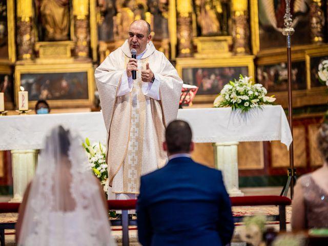 La boda de Fernando y Patricia en Aranda De Duero, Burgos 19