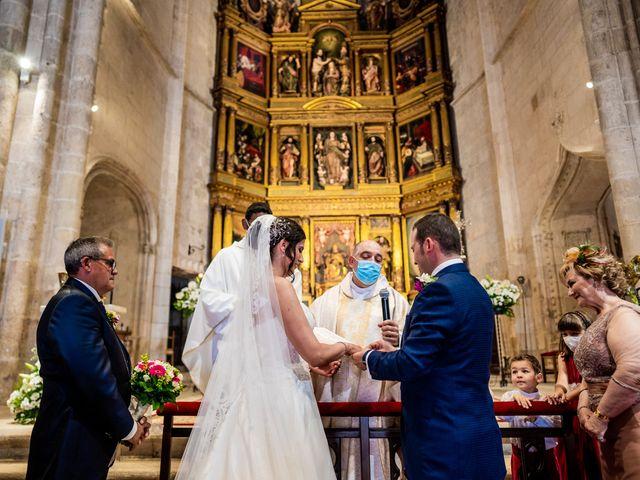 La boda de Fernando y Patricia en Aranda De Duero, Burgos 20