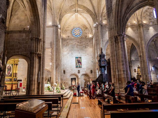 La boda de Fernando y Patricia en Aranda De Duero, Burgos 21
