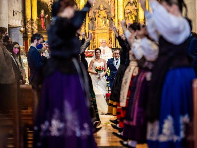 La boda de Fernando y Patricia en Aranda De Duero, Burgos 1