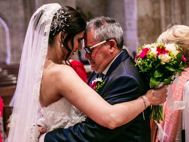 La boda de Fernando y Patricia en Aranda De Duero, Burgos 22