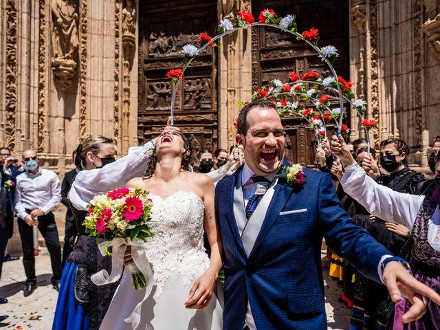 La boda de Fernando y Patricia en Aranda De Duero, Burgos 23
