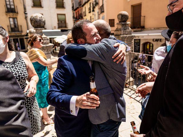 La boda de Fernando y Patricia en Aranda De Duero, Burgos 25