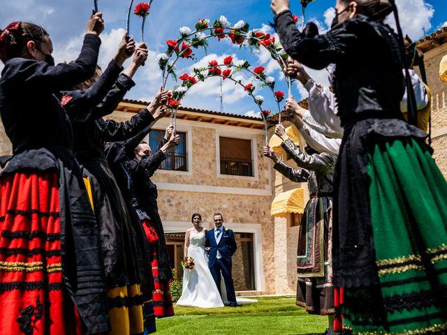 La boda de Fernando y Patricia en Aranda De Duero, Burgos 28