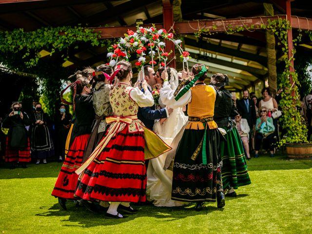 La boda de Fernando y Patricia en Aranda De Duero, Burgos 29