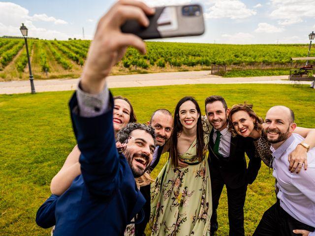 La boda de Fernando y Patricia en Aranda De Duero, Burgos 32