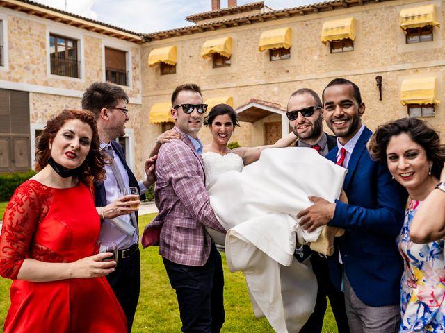La boda de Fernando y Patricia en Aranda De Duero, Burgos 35