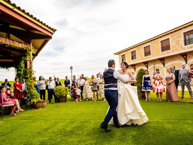 La boda de Fernando y Patricia en Aranda De Duero, Burgos 44
