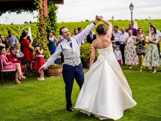 La boda de Fernando y Patricia en Aranda De Duero, Burgos 45
