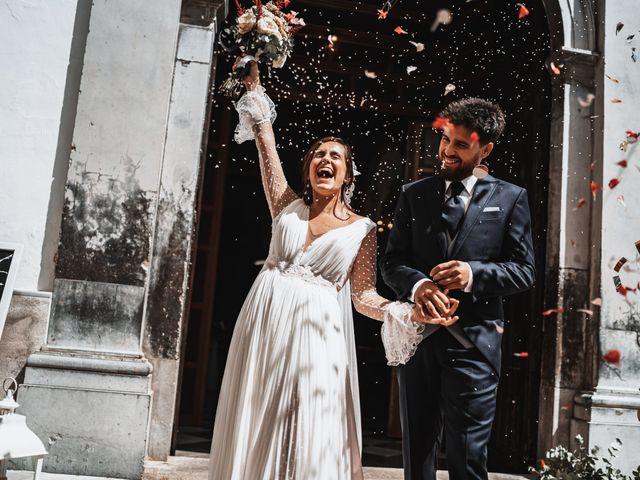 La boda de Laura y Cristian en Pinos Puente, Granada 1