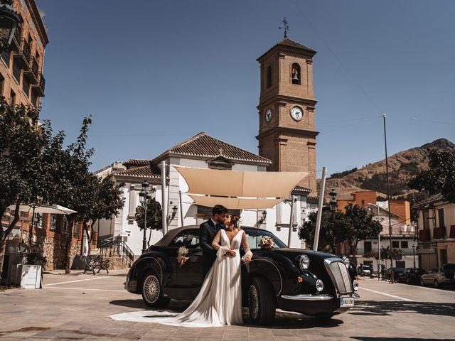 La boda de Laura y Cristian en Pinos Puente, Granada 3
