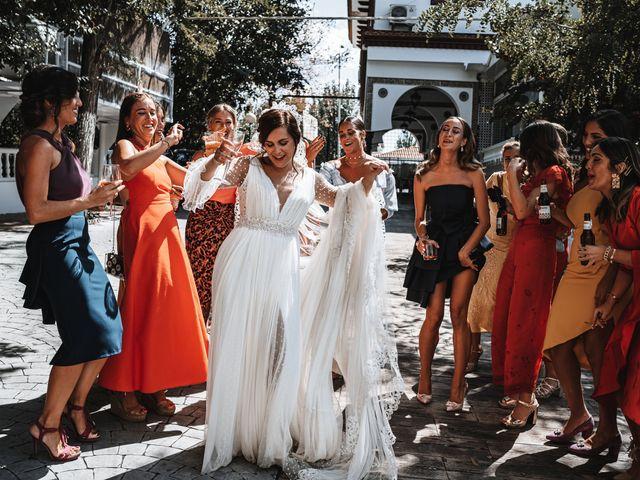 La boda de Laura y Cristian en Pinos Puente, Granada 8