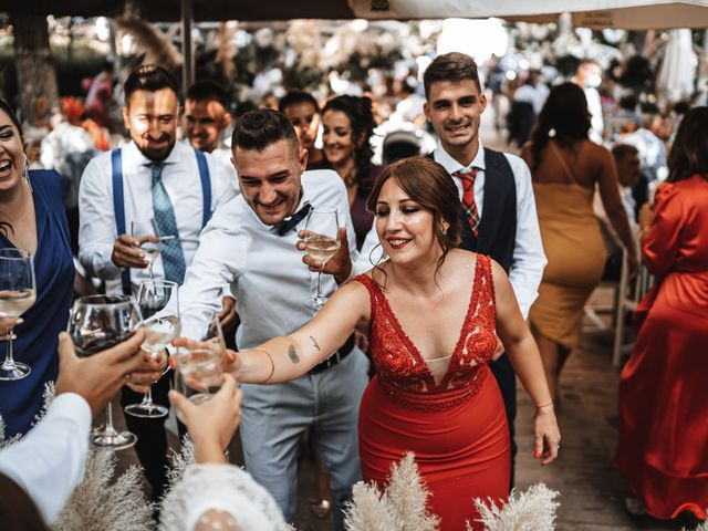 La boda de Laura y Cristian en Pinos Puente, Granada 34