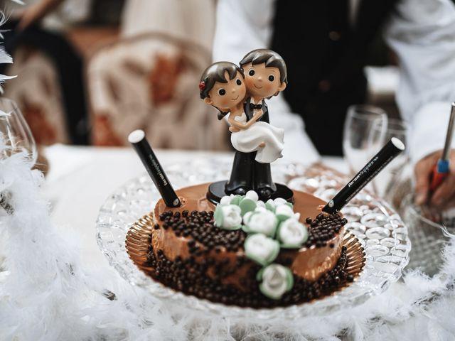 La boda de Laura y Cristian en Pinos Puente, Granada 48