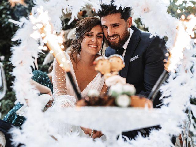 La boda de Laura y Cristian en Pinos Puente, Granada 49