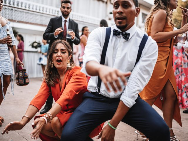La boda de Laura y Cristian en Pinos Puente, Granada 60
