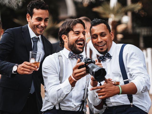 La boda de Laura y Cristian en Pinos Puente, Granada 61