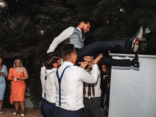 La boda de Laura y Cristian en Pinos Puente, Granada 68