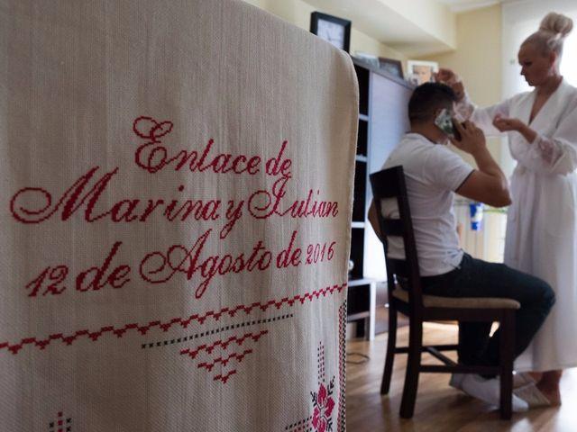 La boda de Iulian y Marina en Lardero, La Rioja 8