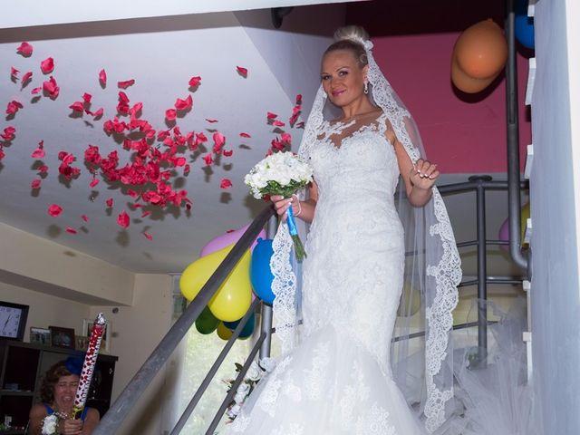 La boda de Iulian y Marina en Lardero, La Rioja 16