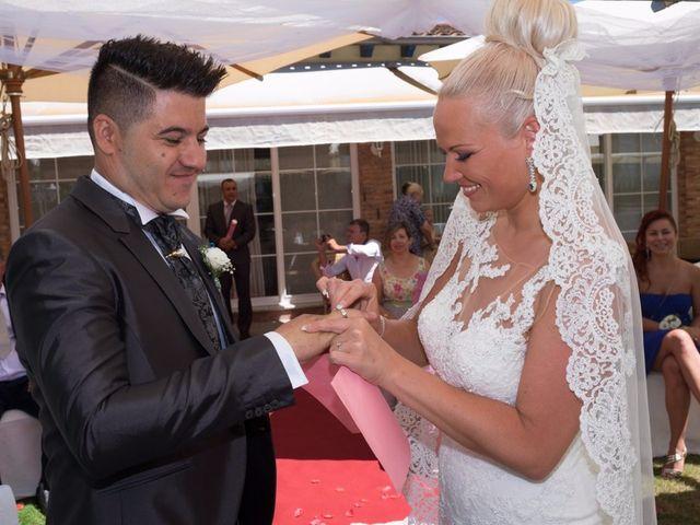 La boda de Iulian y Marina en Lardero, La Rioja 22