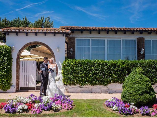 La boda de Iulian y Marina en Lardero, La Rioja 28