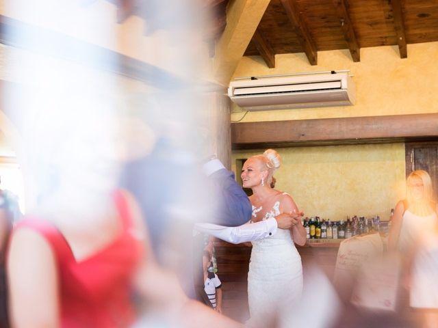 La boda de Iulian y Marina en Lardero, La Rioja 45