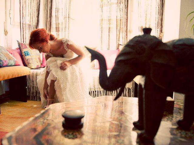 La boda de Edgar y Mari Luz en Alalpardo, Madrid 7