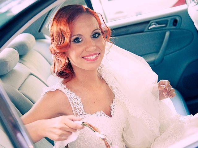 La boda de Edgar y Mari Luz en Alalpardo, Madrid 13